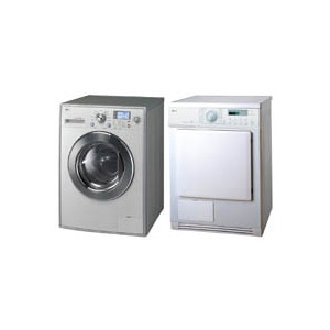 Photo of LG WM1437WFDPACK_WH Washer Dryer