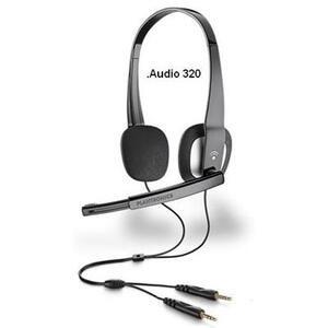 Photo of Plantronics .Audio 320 Stereo (3.5MM) Headset Headset