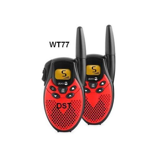 Doro WT77 Family Walkie Talkie Set