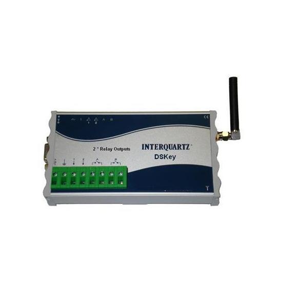 Interquartz GSM Key SMS Switch