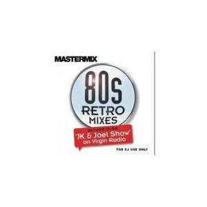 Photo of Mastermix 80s Retro Mixes CD