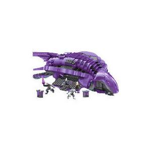 Photo of Mega Bloks Halo Wars Covenant Phantom Toy