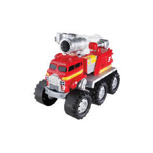 Photo of Matchbox Smokey The Fire Truck Toy