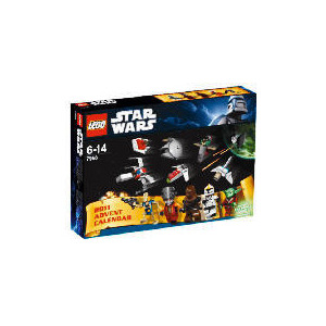 Photo of LEGO Star Wars Advent Calendar Toy