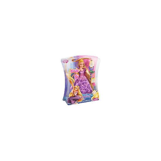 Disney Tangled Sing & Glow Rapunzel Doll