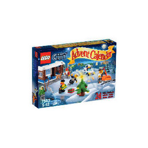 Photo of LEGO City Advent Calendar Toy