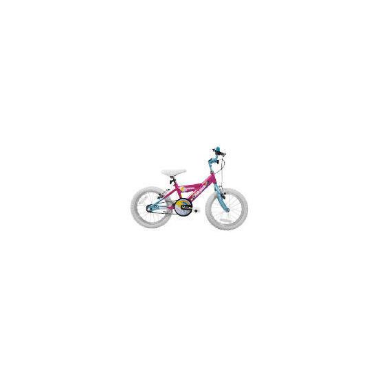 "Raleigh Polka Dot 16"" Girls Bike"