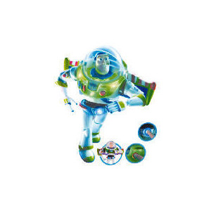 Photo of Toy Story Turbo Glow Buzz Lightyear Toy