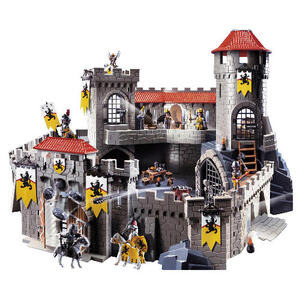 Photo of Playmobil Lion Knight´s Empire Castle Toy