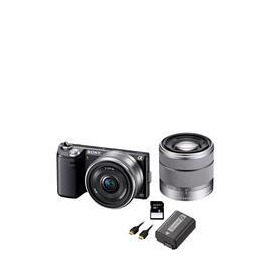 Sony Alpha NEX-5ND with 16mm and 18-55mm lenses Reviews