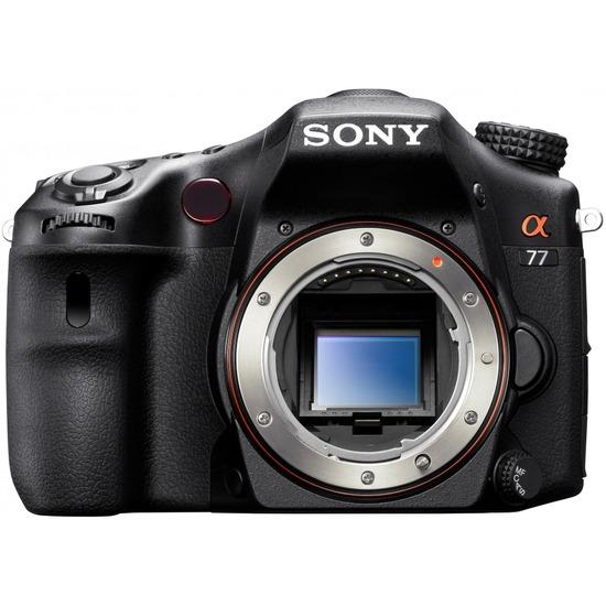 Sony Alpha SLT-A77 (Body Only)