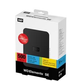 WD Elements SE Portable 500GB Reviews