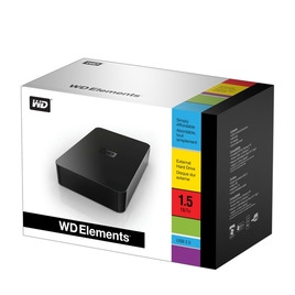WD Elements WDBAAU0015HBK Reviews