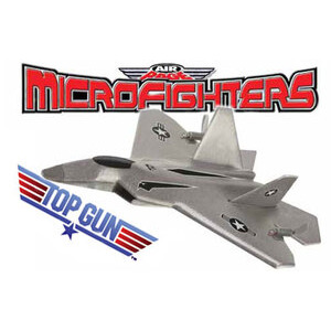 Photo of Radio Controlled Microfighter Gadget