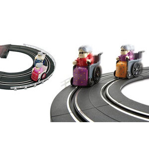 Photo of Track Racing Grannies Toy