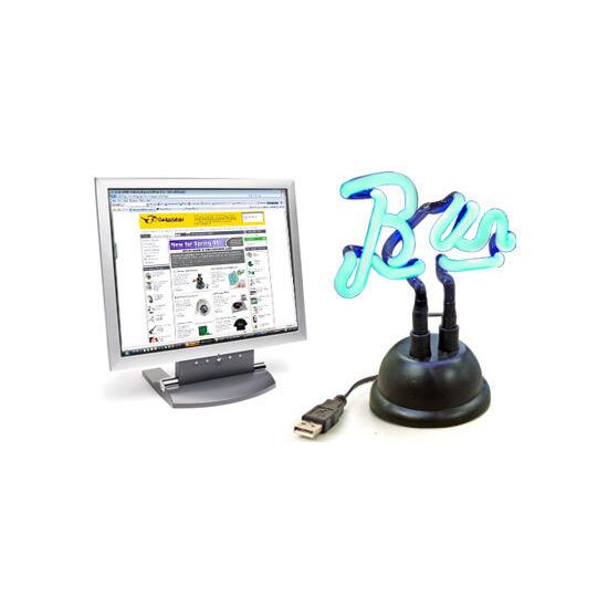 Gadgetshop USB Neon Bar Sign