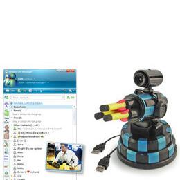 MSN Web Cam Missile Launcher Reviews