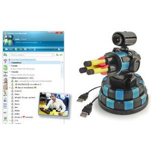 Photo of MSN Web Cam Missile Launcher Webcam