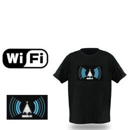 Wi-Fi Detector Shirt (Large) Reviews