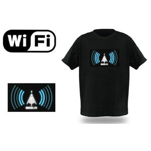 Photo of Wi-Fi Detector Shirt (Large) Gadget