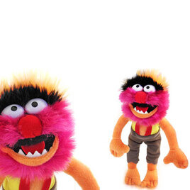 """The Muppets Animal 8"""" Plush Reviews"""