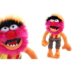 "Photo of The Muppets Animal 8"" Plush Gadget"