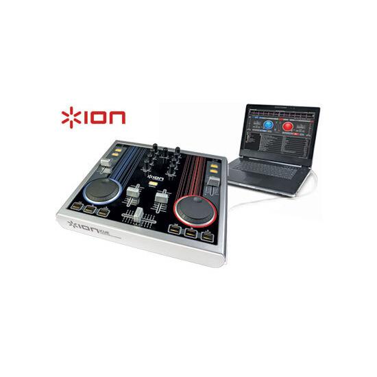 Desktop DJ Mixing Station