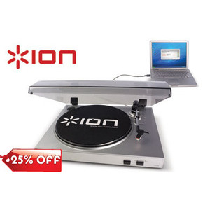 Photo of Ion USB Turntable TTUSB05 Turntables and Mixing Deck