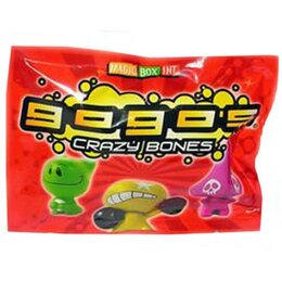 Gogo's Crazy Bones Foil Pack Reviews