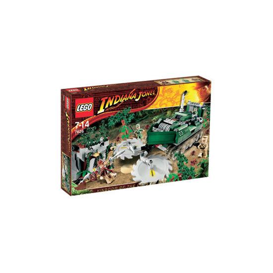 Indiana Jones Jungle Cutter 7626
