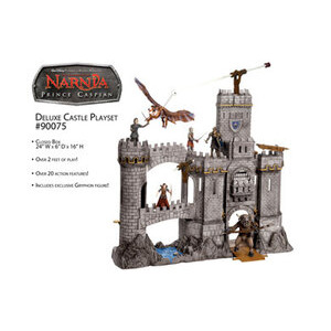 Photo of Narnia Prince Caspian Deluxe Castle Playset Toy