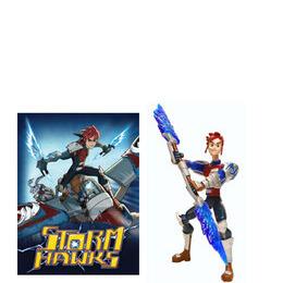 Storm Hawks Heroic Figure - Aerrow Reviews