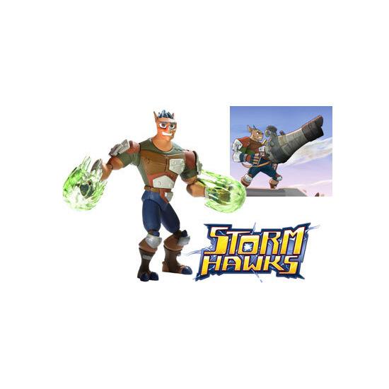 Storm Hawks Heroic Figure - Junko