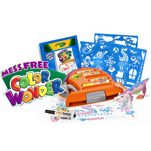Photo of Crayola Colour Wonder Sprayer Toy