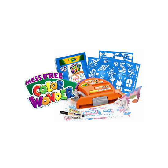 Crayola Colour Wonder Sprayer