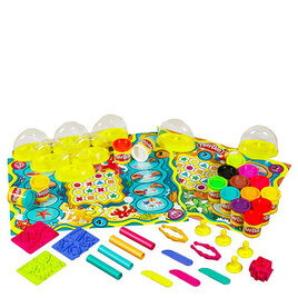 Play-Doh Make 'n' Display Deluxe Party Kit Reviews