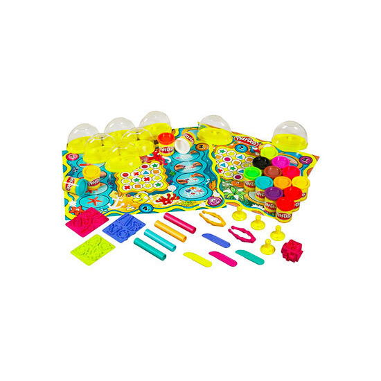 Play-Doh Make 'n' Display Deluxe Party Kit