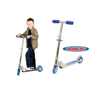 Photo of Nebulus Scooter - Blue Toy