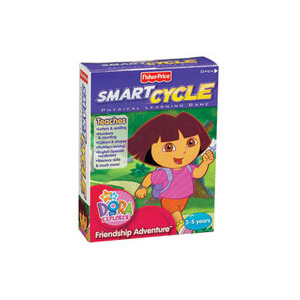 Photo of Smart Cycle Software - Dora The Explorer Dora's Friendship Adventure Toy