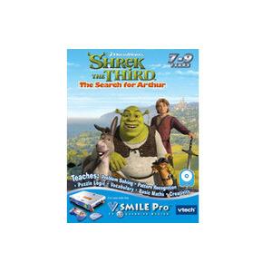 Photo of V.Smile Pro V.Disc - Shrek The Third Toy