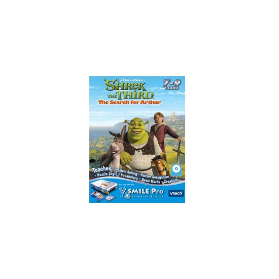 V.Smile Pro V.Disc - Shrek the Third
