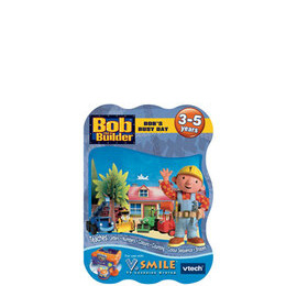 V.Smile Software - Bob the Builder - Bob's Busy Day Reviews