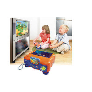 Photo of V.Smile Learning System Orange (Including Winnie The Pooh Game) Toy