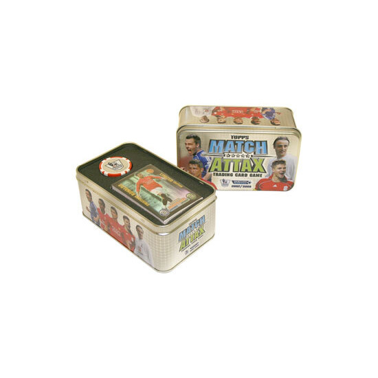Match Attax Tin
