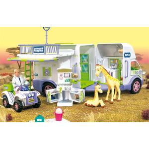 Photo of Animal Hospital Africa Safari Rescue Station Toy
