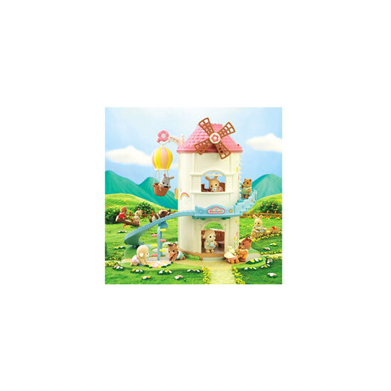 Sylvanian Families - Primrose Windmill