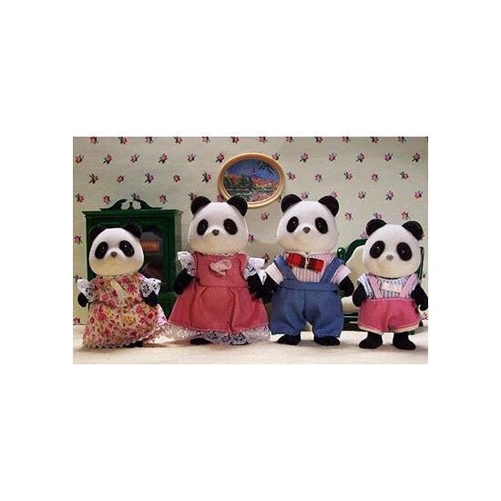 Sylvanian Families - Panda Family