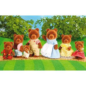 Photo of Sylvanian Families - Bear Family Celebration Toy