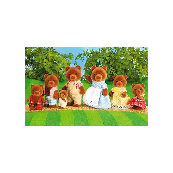 Sylvanian Families - Bear Family Celebration