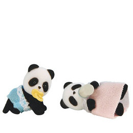 Sylvanian Families - Panda Twin Babies Reviews
